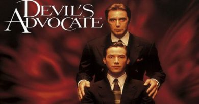 """Адвокат дьявола"" (1997)."
