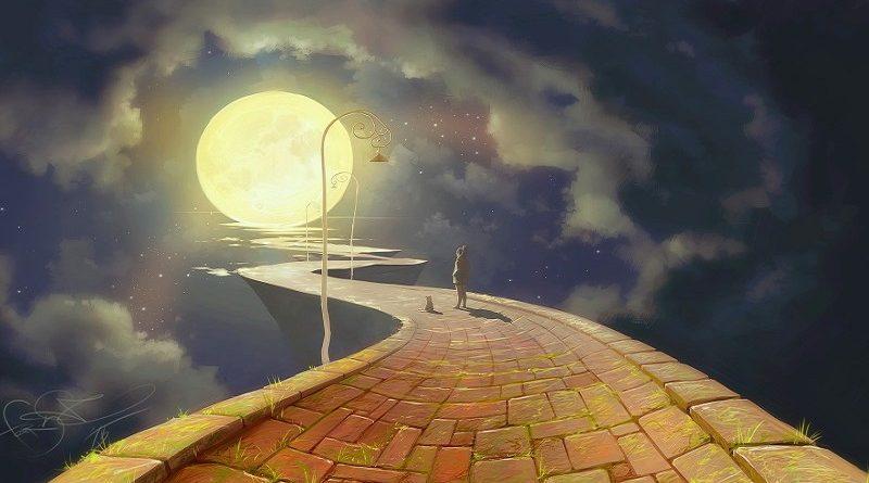 Лунное затмение 27 июля и коридор затмений в целом.